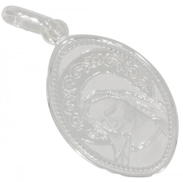 Heilige Maria, Madonna Anhänger Silber 925
