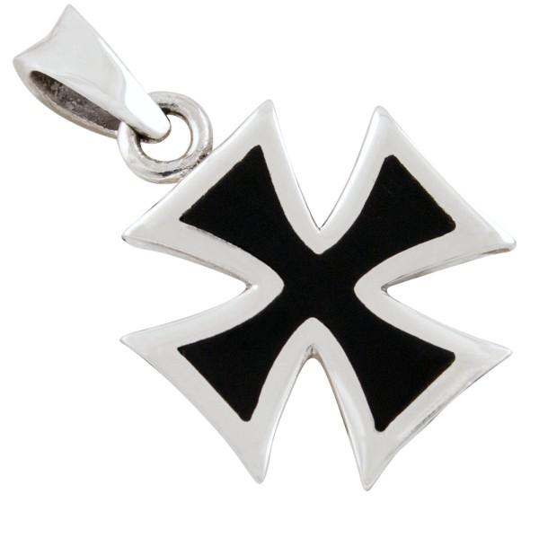 Eisernes Kreuz, Anhänger Silber 925