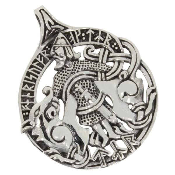 Tyr Anhänger Silber 925