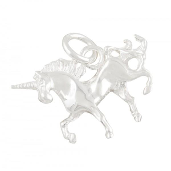 Einhorn Anhänger Silber 925