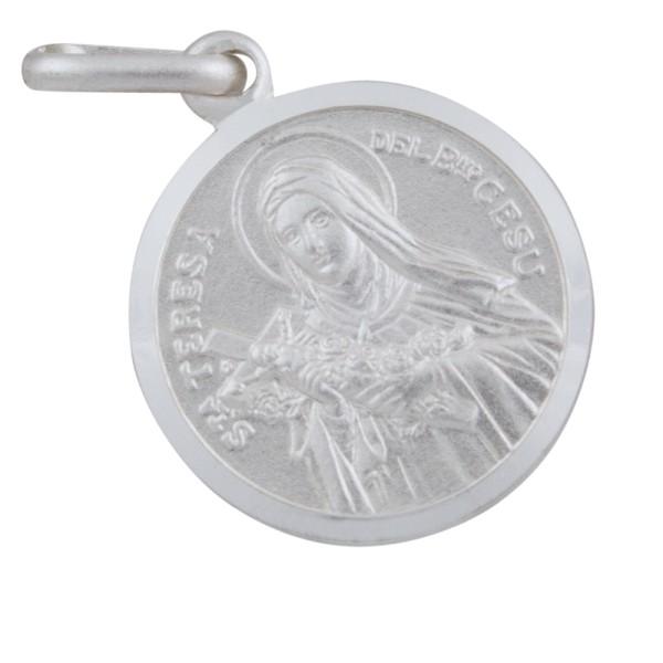 St. Teresa Anhänger Silber 925