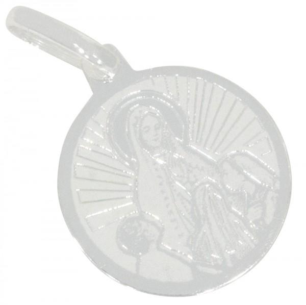 Madonna Fatima, Anhänger Silber 925