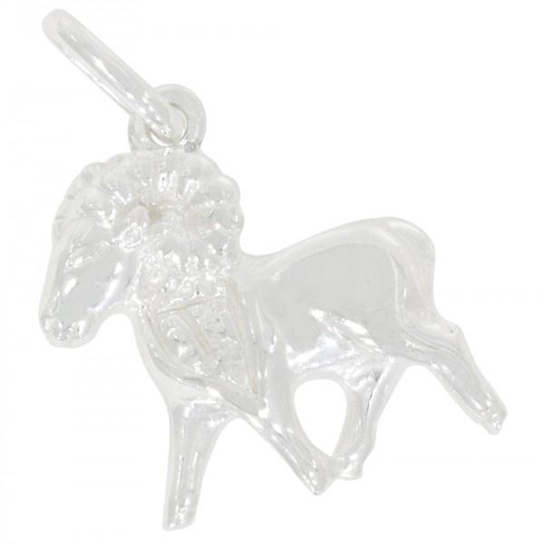 Tierkreiszeichen Sternzeichen Widder, Anhänger Silber 925