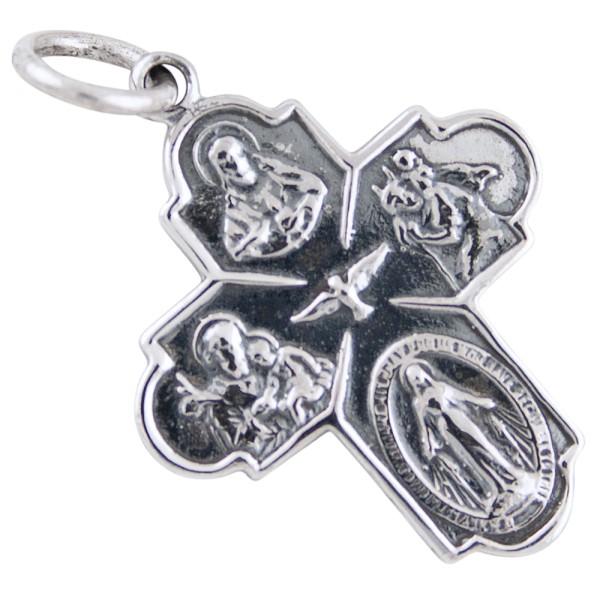 Heiligenkreuz Anhänger Silber 925