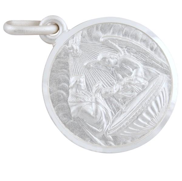 Taufe Anhänger Silber 925