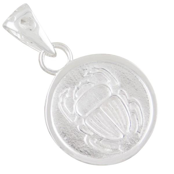 Scarabaeus Anhänger Silber 925