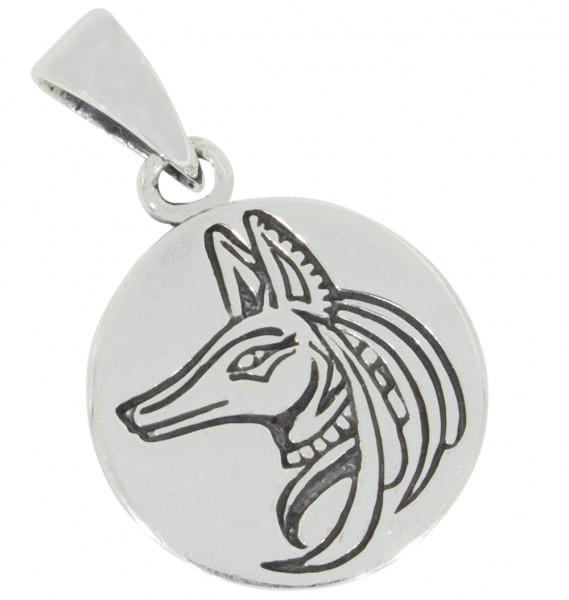 Anubis Anhänger Silber 925