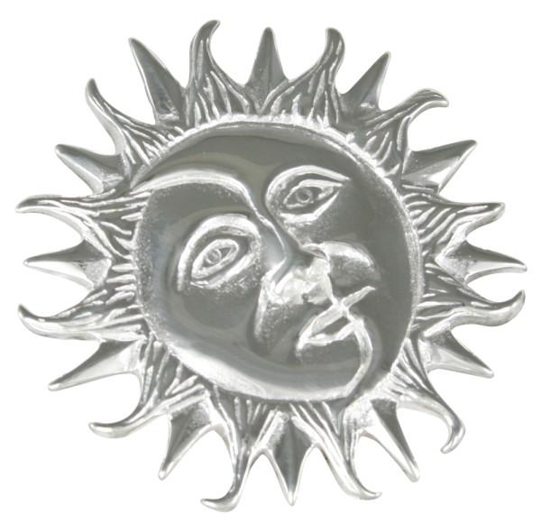 Sonne und Mond, Anhänger Silber 925