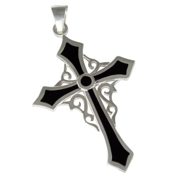 Kreuz Anhänger Silber 925
