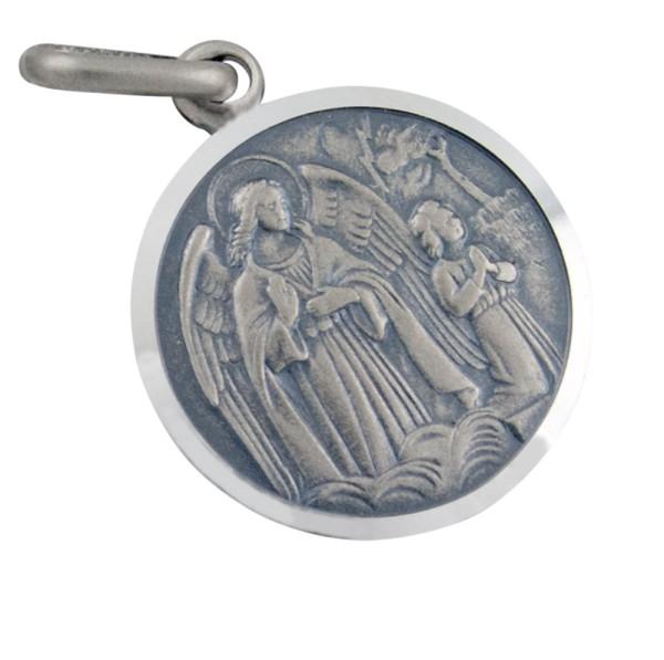 Schutzengel Anhänger Silber 925