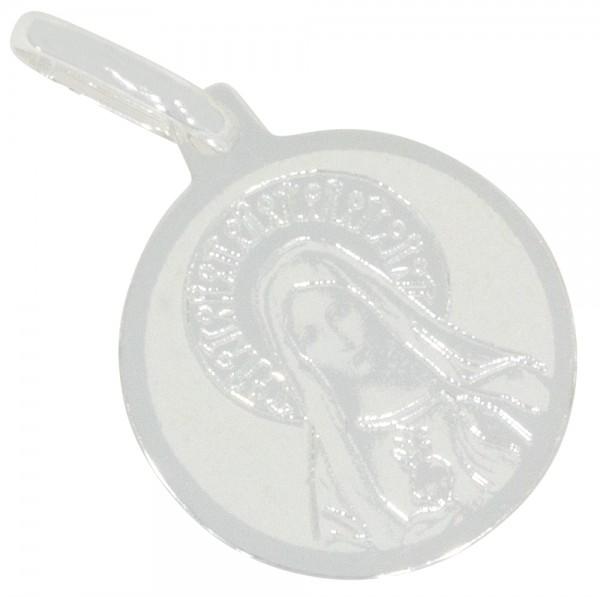 Heilige Maria, Anhänger Silber 925