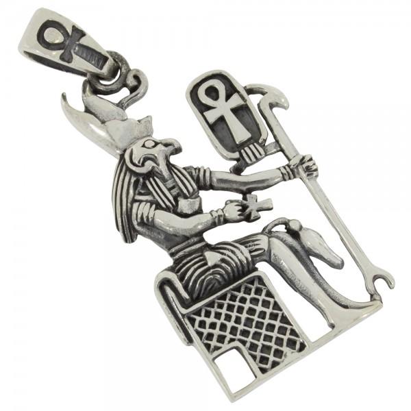 Horus Ankh Anhänger Silber 925