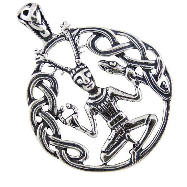 Cernunnos Anhänger Silber 925