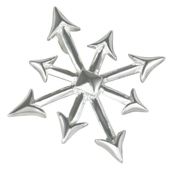 Chaosstern Anhänger Silber 925