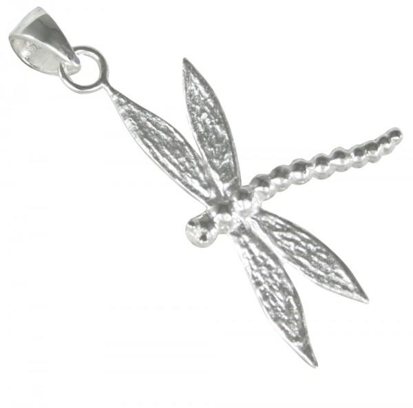 Libelle Anhänger Silber 925