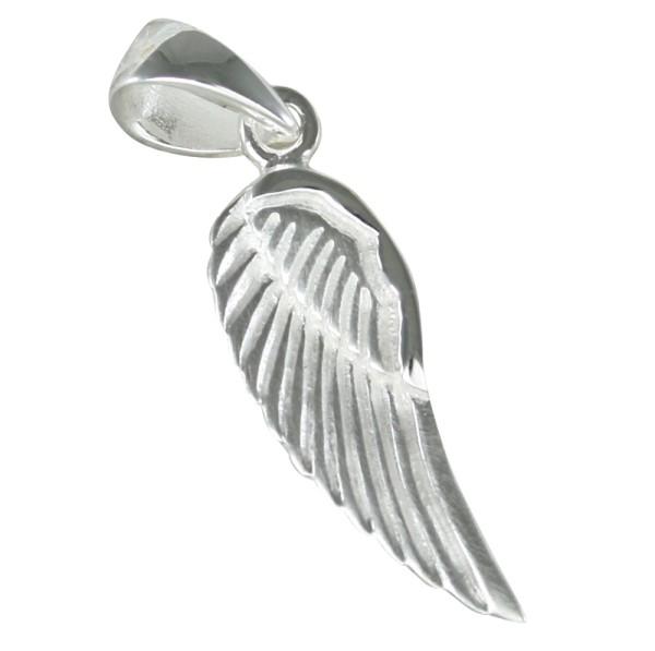 Engelsflügel Anhänger Silber 925